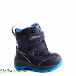 Зимние сапожки для мальчиков - B&G-termo