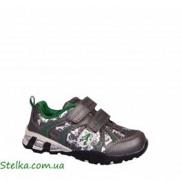 Детские мигающие кроссовки для мальчика