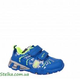 Детские мигающие кроссовки для мальчиков