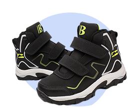Зимние ботинки, сапоги