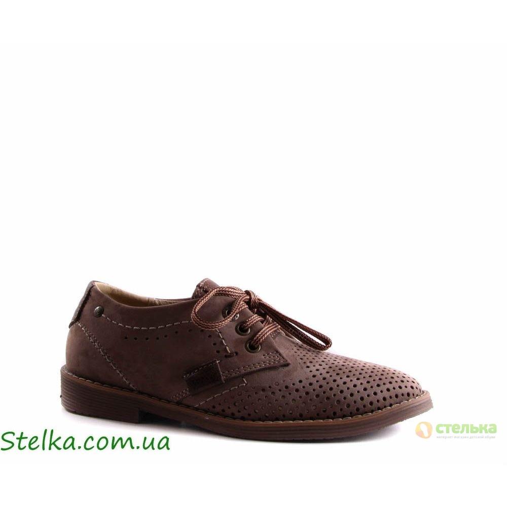 Туфли в школу для мальчика подростка, брендовая обувь Constanta, скидки, 5414-1