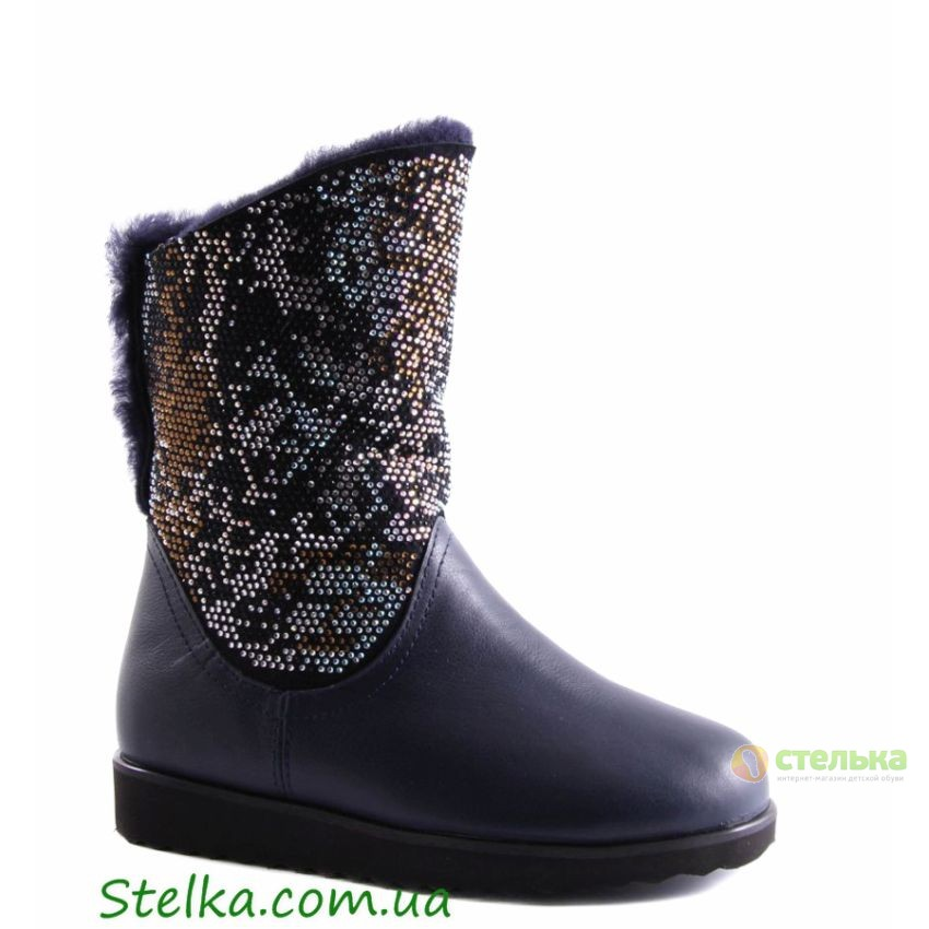 УГГи для девочки, Качественная зимняя обувь Foletti, 5282-1