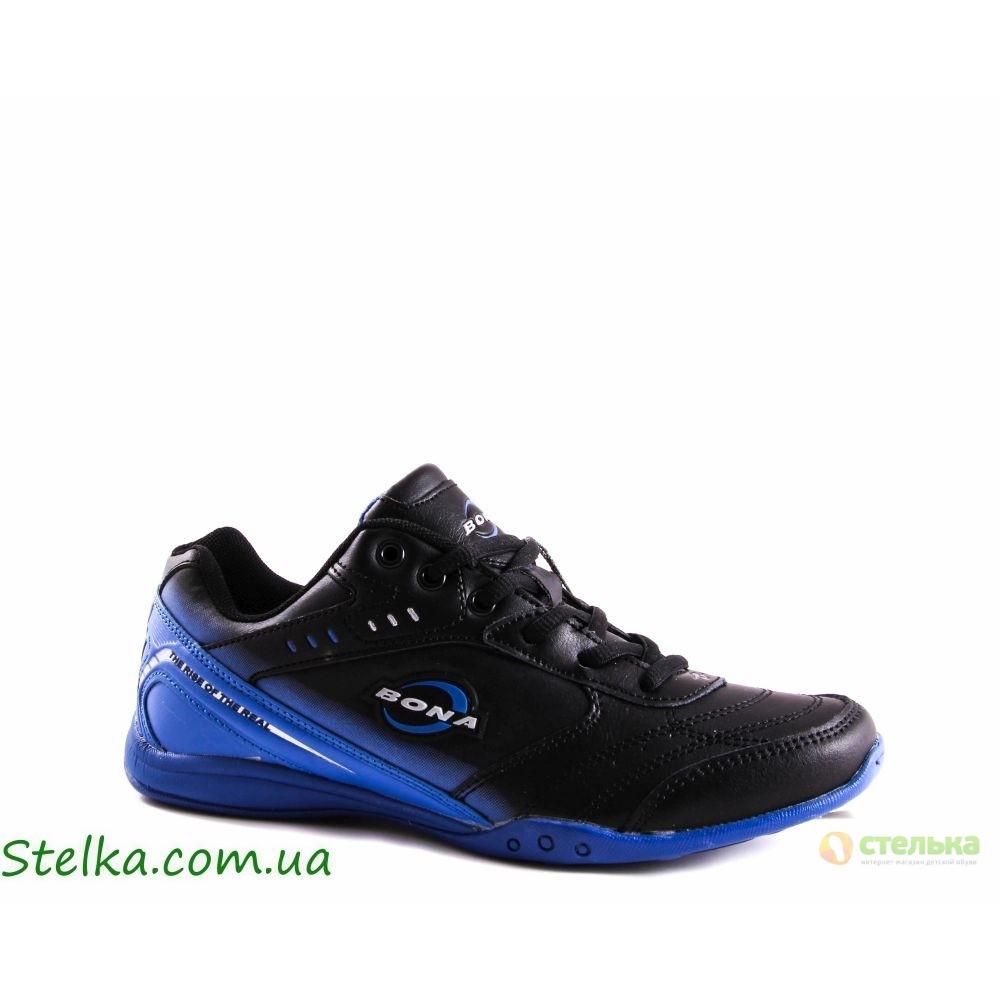1007bcd0a Bona - подростковые кроссовки для мальчика - Купить детскую ...
