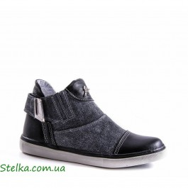 Ботинки демисезонные, подростковая обувь Constanta, 5373-1