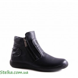 Ботинки зимние подростковые для мальчика, обувь Constanta, СКИДКА, 5687-1