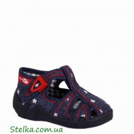 Текстильные тапочки Ren But 5885-1