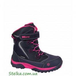 Ботинки зимние B&G termo, 6004-1