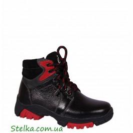 Брендовая обувь для мальчика, зимние ботинки Alexandro, 6024-1