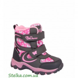 Зимние ботинки B&G termo, 6042-1