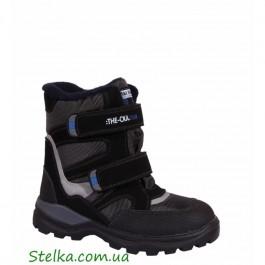 Зимние ботинки Сказка 6036-1
