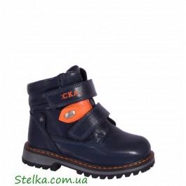 Зимние ботинки Сказка 6046-1