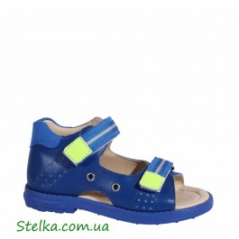 Обувь MINIMEN РАСПРОДАЖА,ортопедические босоножки для мальчика, 6092-1