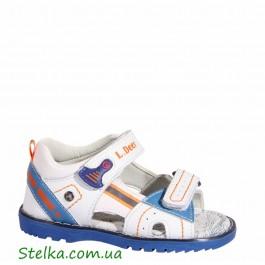 Босоножки детские для мальчика, обувь B&G, 6113-1