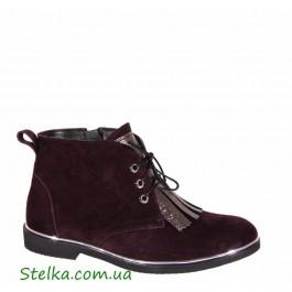 Демисезонные ботинки Tobi 6119-1