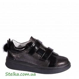 Сникеры для девочки, школьная обувь Tobi, 6149-1