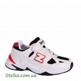 Белые кроссовки Violeta 6170-1