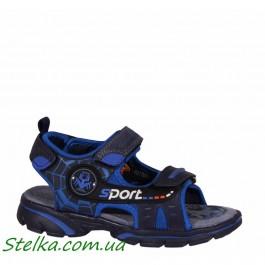 Босоножки ТМ Сказка, летняя обувь для мальчика, Скидка, 6189-1
