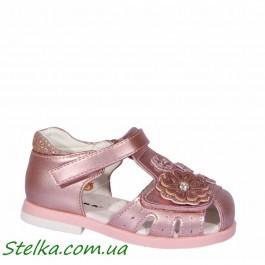 Детские ортопедические сандалии девочке, обувь Сказка Скидки, 6191-1