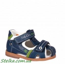 Детские ортопедические сандалии Сказка 6190-1