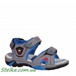 Детские босоножки для мальчика, обувь ТМ Super Gear, 6194-1