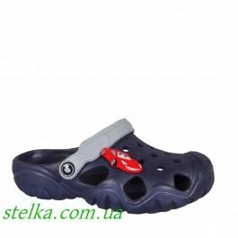 Детские кроксы для мальчика, обувь Progress, 6207-1