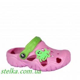 Детские кроксы для девочки, Jose Amorales, 6208-1