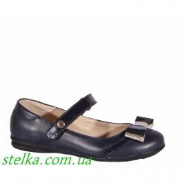Кожаные туфли Lapsi 6233-1