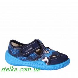 Детские текстильные тапочки Viggami 6241-1