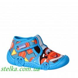 Детские текстильные тапочки Viggami 6243-1 Poland