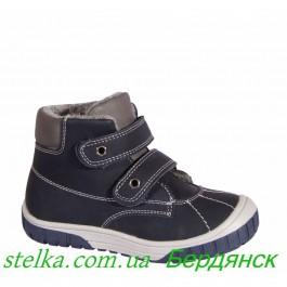Детские демисезонные ботинки Lapsi 6252-1 Ukraine