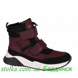 Осенние ботинки для девочек Сказка 6268-1