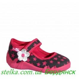 Текстильная обувь для садика Ren But 6280-1 Poland