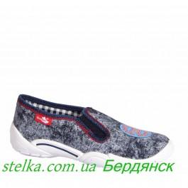 Польская текстильная обувь для мальчика - Ren But 6283-1