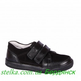 Детские кожаные туфли мальчикам - Tobi, Ukraine 6271-1