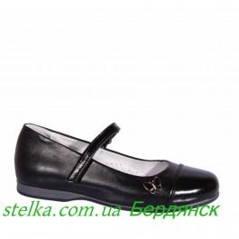 Подростковые кожаные туфли, обувь для школы Tobi, 6275-1 Ukraine
