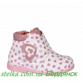 Профилактические ботинки осень, обувь Сказка для девочек, 6299-1