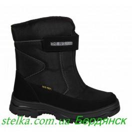 Подростковые termo сапоги, качественная обувь WEESTEP, 6325-1
