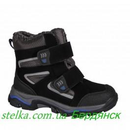 Зимняя обувь для мальчика подростка, termo ботинки WeeStep, 6330-1