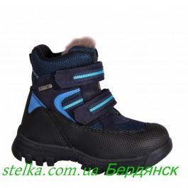 Зимние ботинки для мальчика, детская обувь Minimen (Turkey), 6335-1