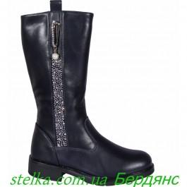 Сапоги подростковые зимние для девочек, обувь Weestep, 6345-1