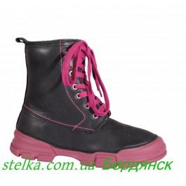 Обувь демисезонная для девочки, ботинки D.D.STEP, 6362-1