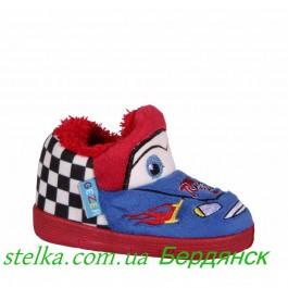 Детские теплые тапочки, текстильная обувь для мальчика, GEZER, 6367-1