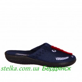 Детские домашние тапочки для мальчика, обувь GEZER, 6369-1