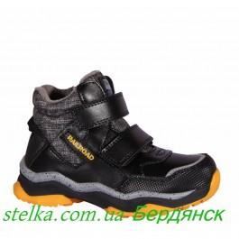 ТМ WEESTEP - демисезонные ботинки для мальчика, 6373-1