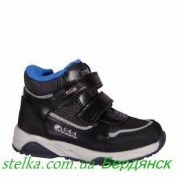 Ботинки СКАЗКА для мальчика, демисезонная детская обувь, 6379-1