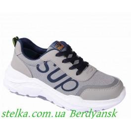 Кроссовки для мальчиков, детская обувь Weestep, 6421-1