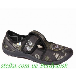 Польская текстильная обувь, кеды для мальчиков, ТМ Freedom (3F), 6451-1