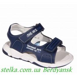 Детские босоножки Weestep, летняя обувь для мальчика, 6459-1