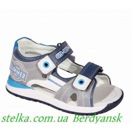 Детская обувь Weestep, качественные босоножки для мальчиков, 6458-1