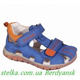 Детская венгерская обувь, сандалии для мальчика, ТМ D.D.Step, 6479-1
